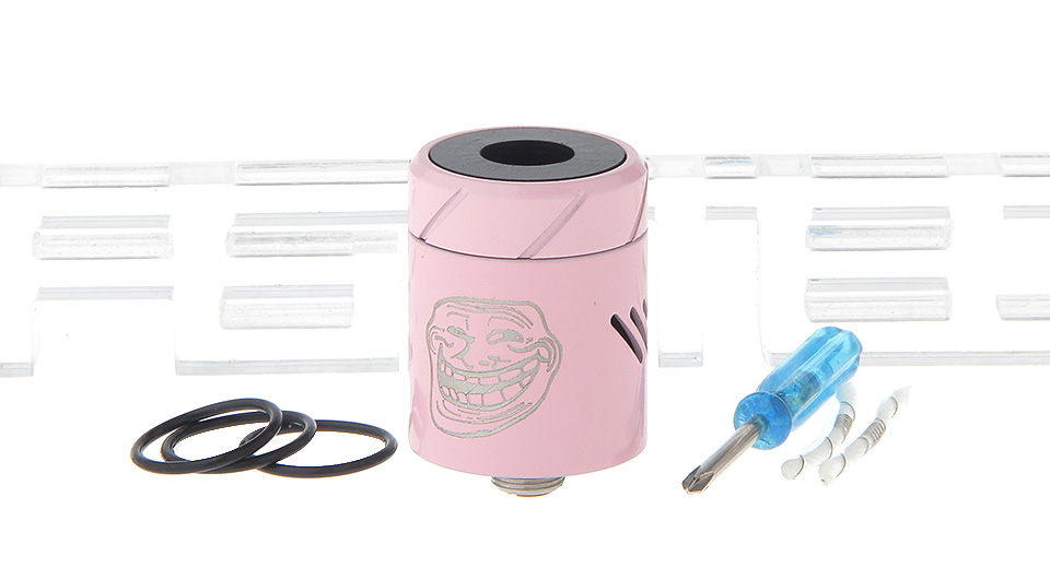 The Troll RDA Rebuildable Dripping Atomizer