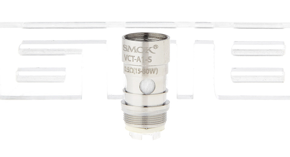 Image of Authentic Smoktech SMOK VCT A1 Sub Ohm Clearomizer Replacement Coil Head