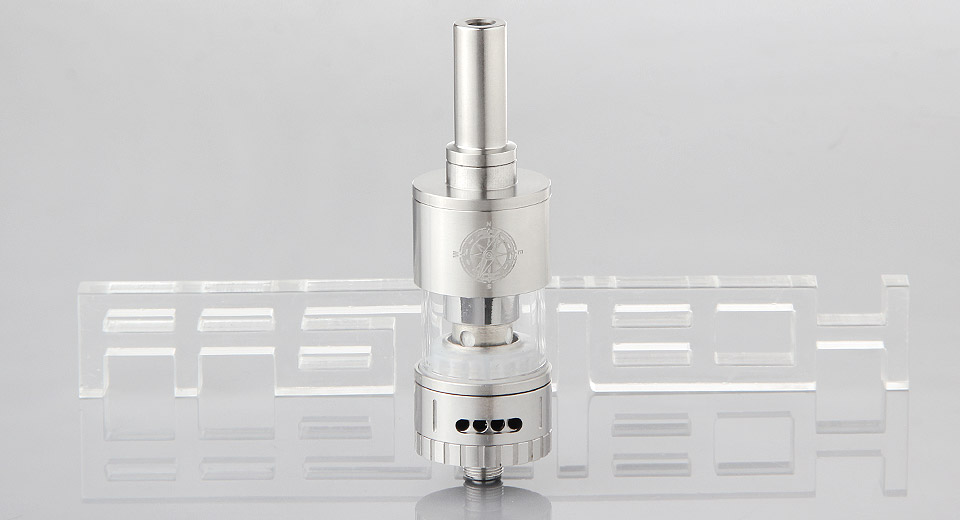 Image of Theainte Compass Styled Sub Ohm BVC Clearomizer