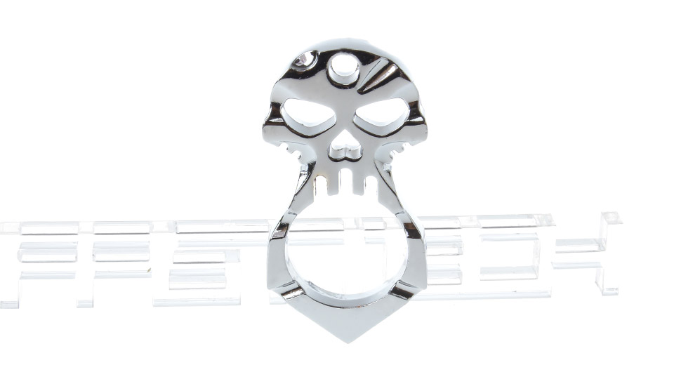 Skull Styled Self-defense Protection Safety Pendant