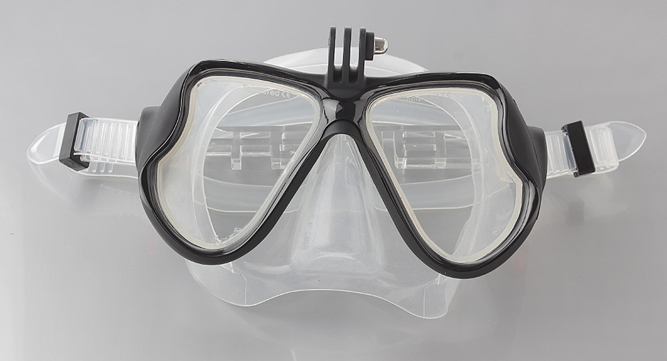 GP371 Professional Diving Glasses Mask for GoPro