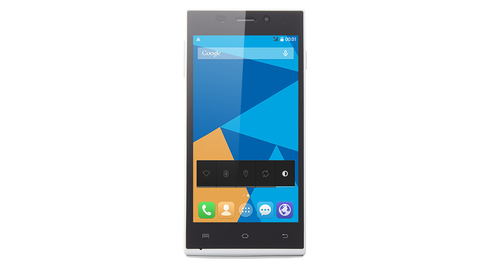Product Image: doogee-turbo-mini-f1-4-5-quad-core-android-4-4-4