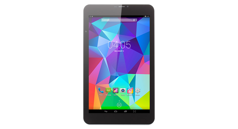 CUBE U27GT-3G TALK 8X 8 IPS Octa-Core Android 4.4.4 KitKat 3G Phablet