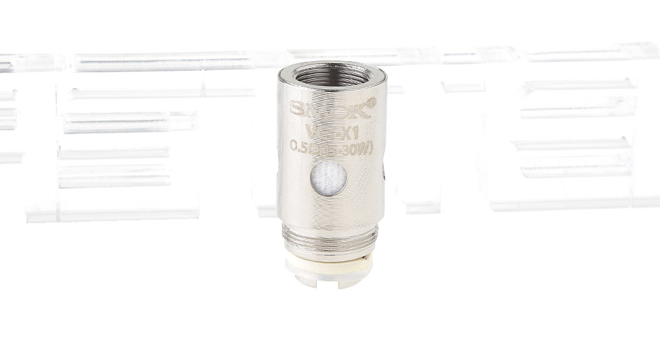 Image of Authentic Smoktech SMOK VCT-X1 Single Coil Sub Ohm Replacement Coil Head