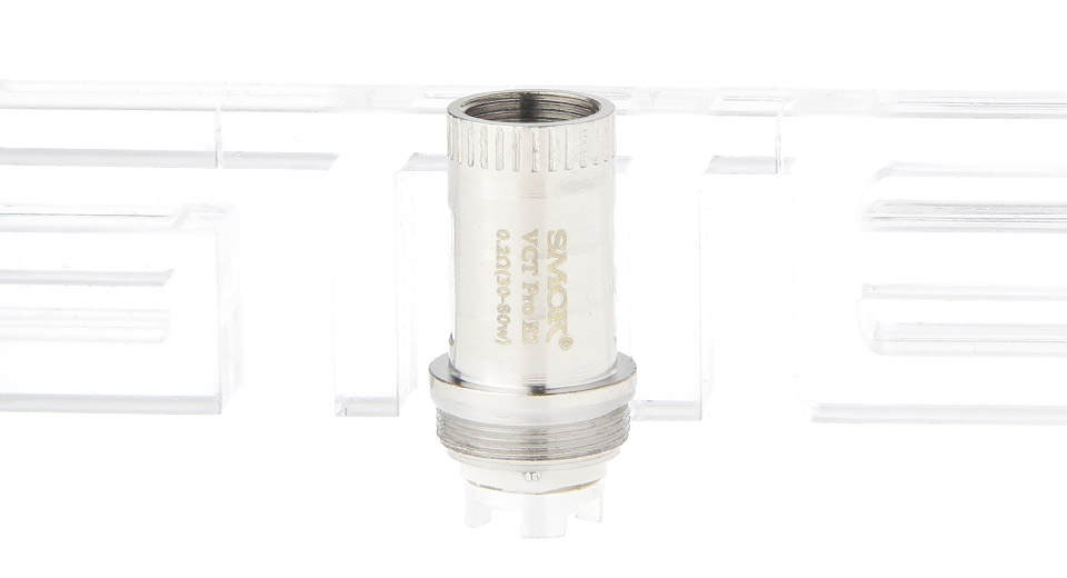 Image of Authentic Smoktech SMOK VCT Pro Sub Ohm Clearomizer Replacement Coil Head