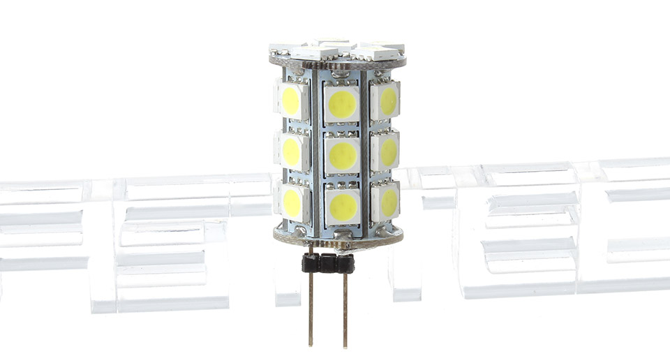 Product Image: g4-3w-27-smd-5050-363lm-6000-6500k-neutral-white