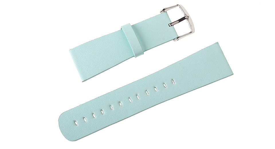 Replacement PU Wrist Band Strap for Apple Watch (38mm)