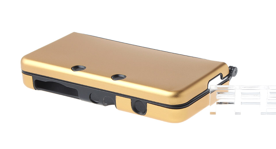 Protective Aluminum Case for New 3DS