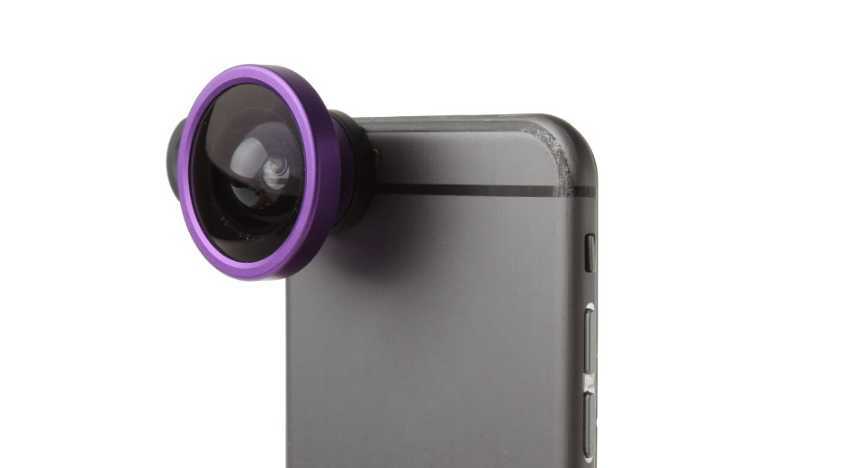 Universal Clip-On 0.4X Super Wide Angle Lens