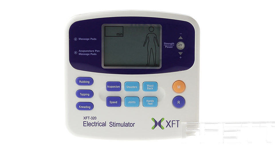 XFT-320 Electrical Stimulator Therapeutic Equipment Set