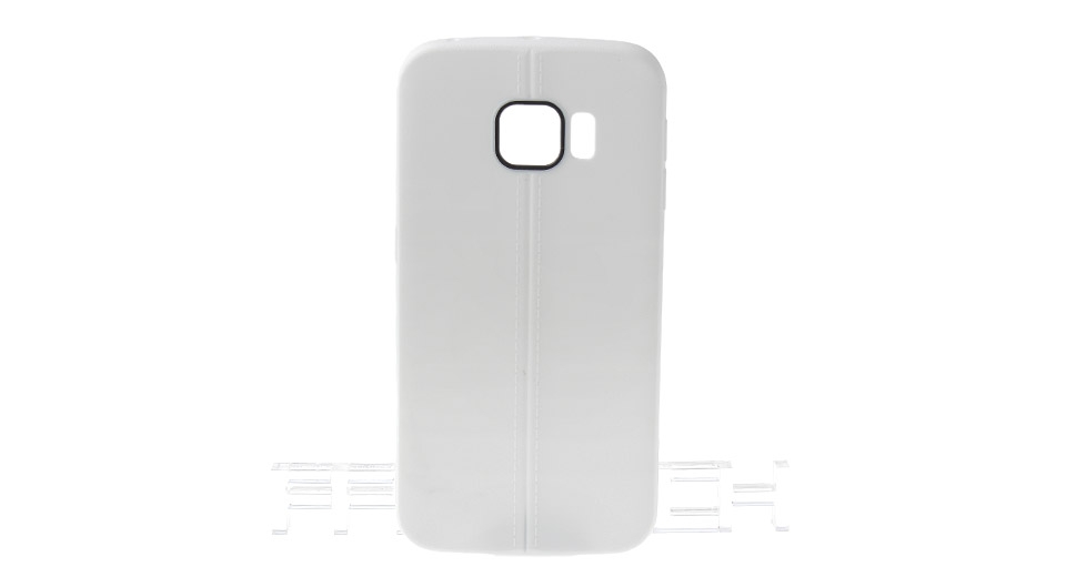 Image of Protective TPU Back Case for Samsung Galaxy S6 Edge