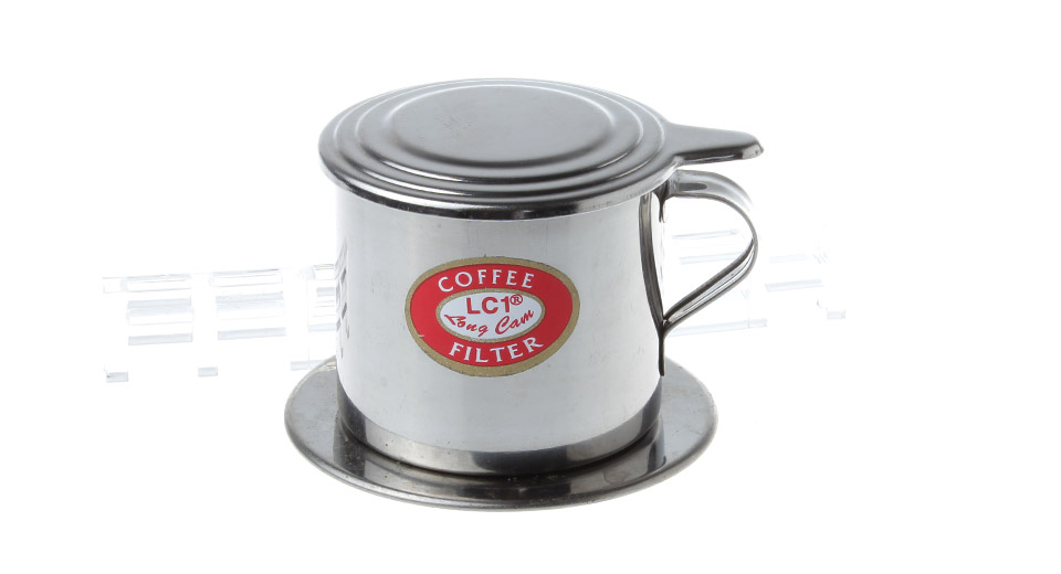 Stainless Steel Coffee Filter Cup
