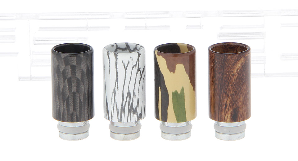Image of Aluminum 510 Drip Tip (4 Pieces)