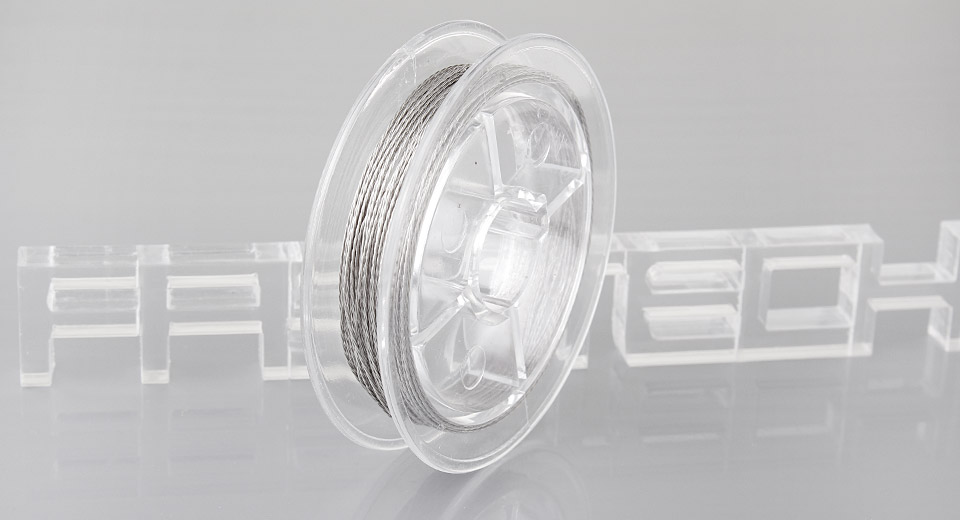 Image of Braided Nichrome Heating Wire for RBA RDA RTA Rebuildable Atomizers
