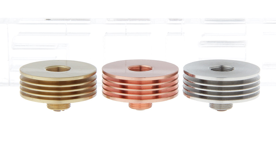 510 Heat Dissipation Heat Sink for Atomizers (3 Pieces)