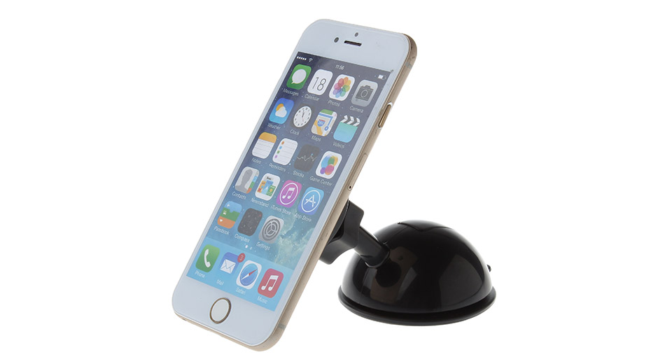 iMOUNT JHD-32HD76 Universal Magnetic Car Suction Cup Holder Stand for Cellphone