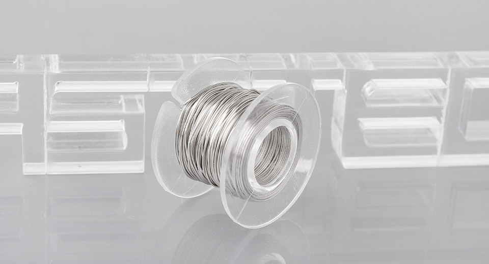 Image of Authentic UD Ni200 Nickel Heating Wire for Rebuildable Atomizers