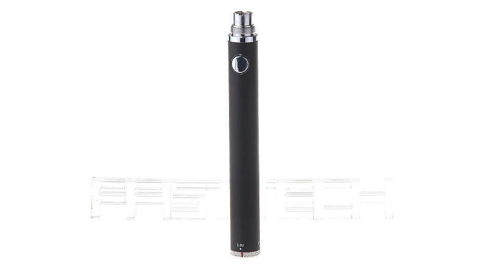 eVod Twist VV Variable Voltage 900mAh Rechargeable Battery