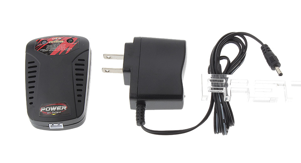 Image of Charger Adapter + Balance Charger for SYMA X8C / X8C-19 R/C Quacopter