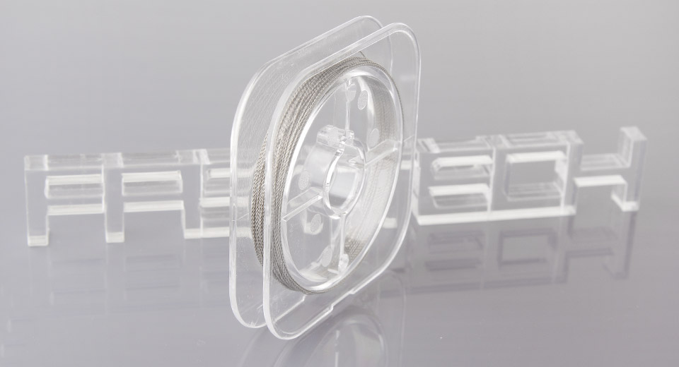 Image of Authentic Pilot Vape Ni200 Nickel Twisted Heating Wire for Rebuildable Atomizers