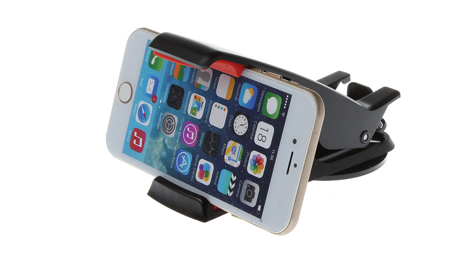 JHD-80 Car Suction Cup Mount Holder for Cellphones