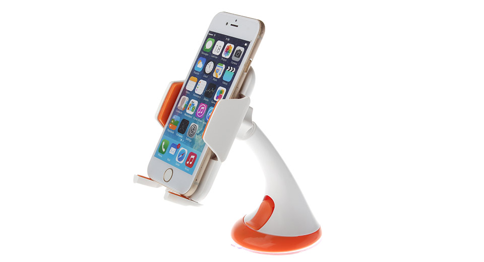 JHD-12HD75 Car Suction Cup Mount Holder for Cellphones