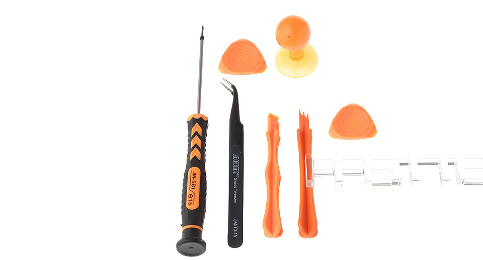 JAKEMY JM-S81 7-Piece Disassembling and Repair Tools Kit