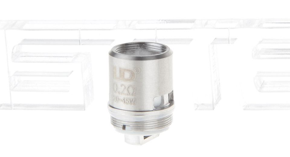 Image of Authentic UD Replacement Coil Head for Zephyrus BDC Clearomizer