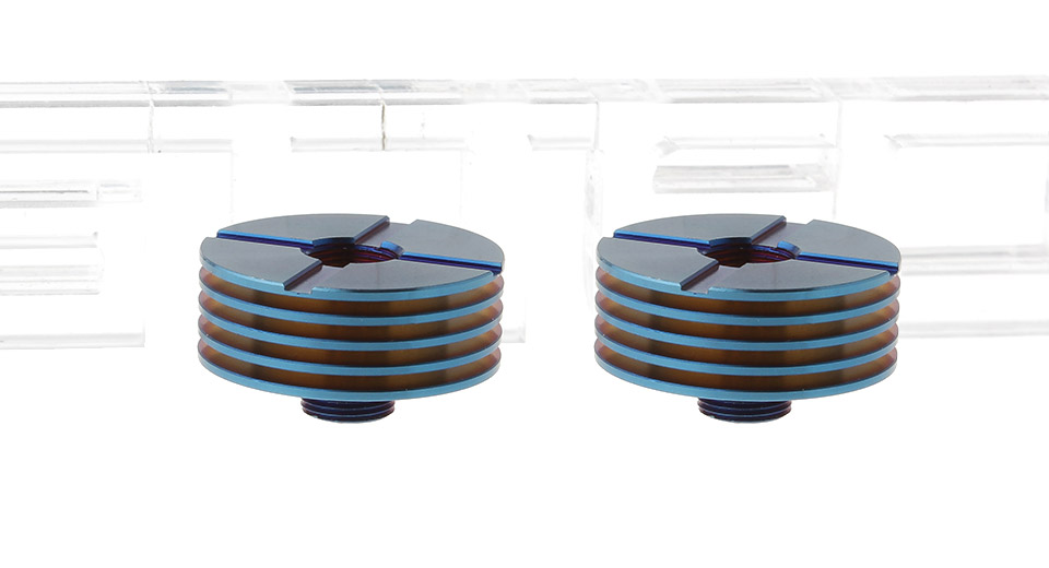 510 Heat Dissipation Heat Sink for Atomizers (2-Pack)