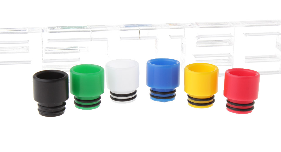 Image of Derringer Styled POM 510 Drip Tip (6 Pieces)