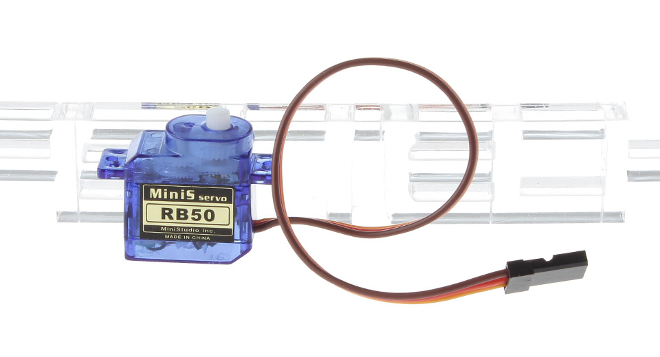 Image of Tower Pro SG50 Analog Torque Servo for R/C Helicopter