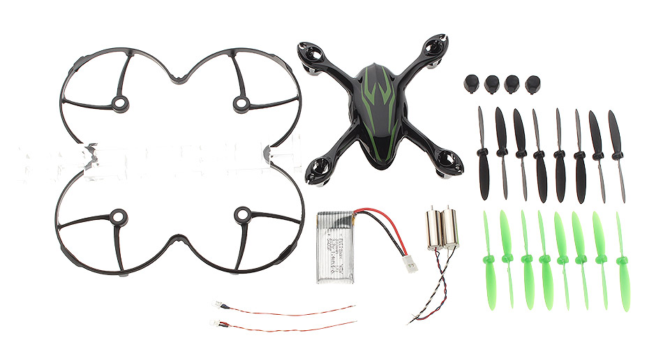 Replacement Accessories Set for Hubsan X4 H107C R/C Quadcopter (27 Pieces)