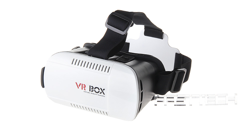 VR BOX ABS Google Virtual Reality VR 3D Glasses