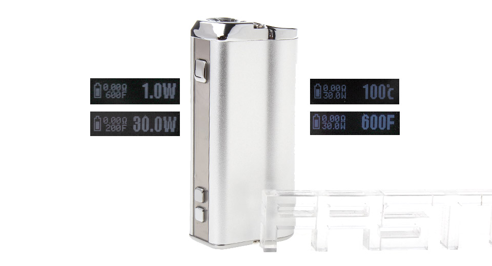 Image of DOVPO Forever 30W Temperature Control VW Variable Wattage APV Box Mod