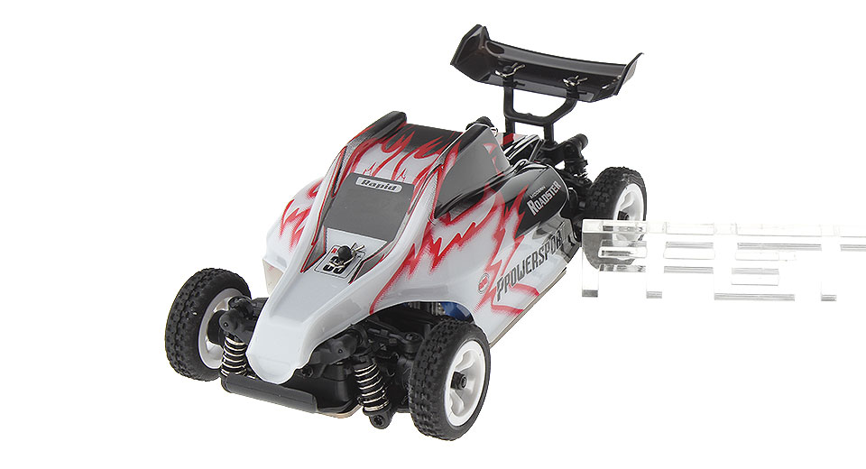 Authentic WLtoys K979 1:28 Scale 4CH Electric R/C Four-Wheel Drive Off-Road Car