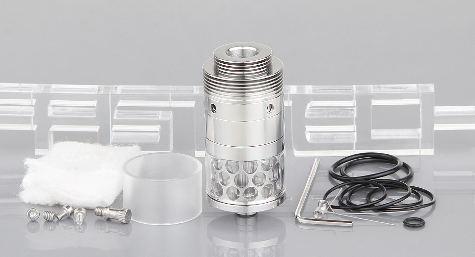 Origen Genesis V2 MKII Styled RTA Rebuildable Tank Atomizer (6ml)