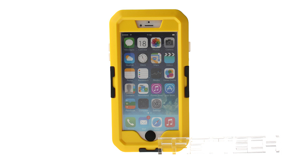 Image of 10m Waterproof Full-Body Case w/ Holder for iPhone 6 Plus