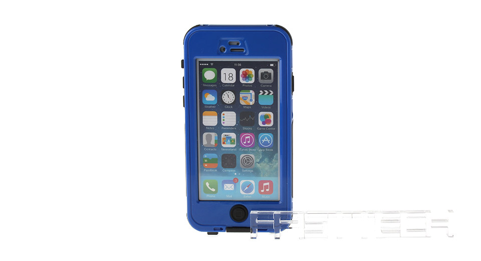 Image of 3m Waterproof Full-Body Case w/ Home Button for iPhone 6
