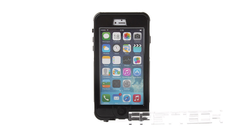 Image of 3m Waterproof Full-Body Case w/ Home Button for iPhone 6 Plus
