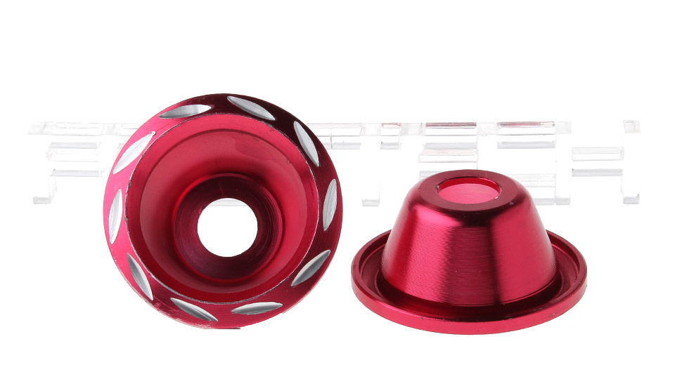 Motorcycle Collision Resistant Protective Front Fork Cup (Pair)