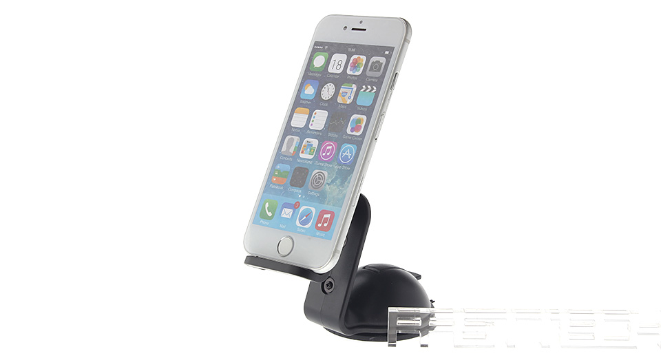 OHOYO S2273W-AZ Universal Car Suction Cup Mount Holder Stand for Cellphones