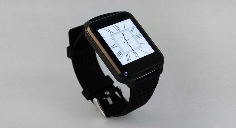 F2 1.55 IPS Touch Screen Bluetooth V4.0 Waterproof Smart Watch Phone