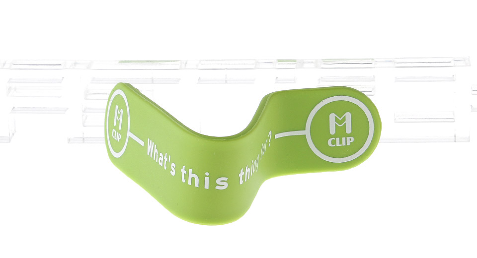 M-CLIP Multi-functional Silicone Magnetic Holder for Cellphones & More