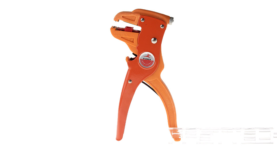 R'DEER RT-8150 Plastic + Alloy Wire / Cable Stripper