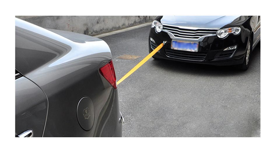 4M Emergency Super Strong Nylon Car Pulling Tow Rope