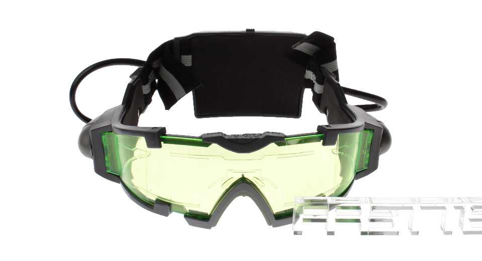 JYW-1312 Night Vision Protective Goggles w/ Lights Illumination for Children