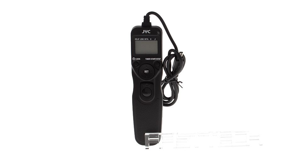 Image of Authentic JYC MC-N2 Timer Remote Controller for Nikon D80 / D70S & More Cameras