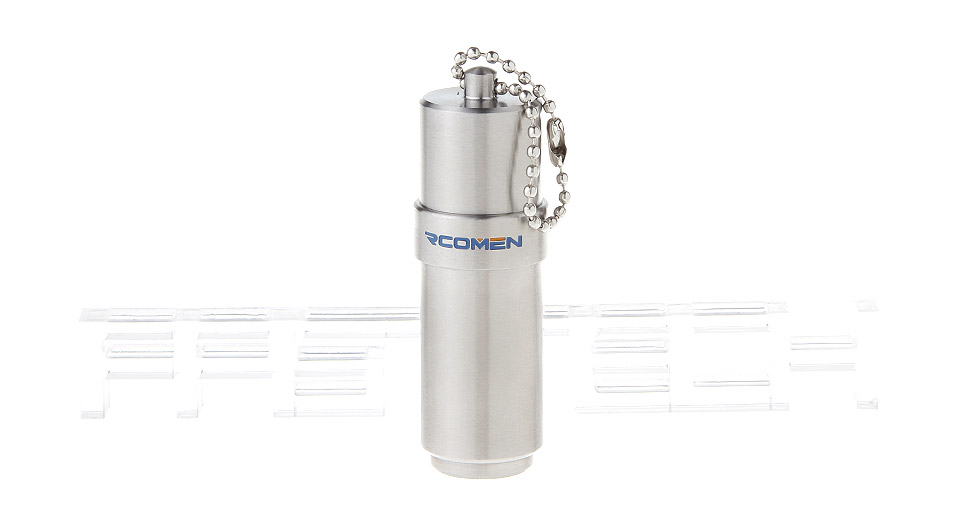 Image of Authentic Rcomen Stainless Steel Empty Dropper Bottle for E-liquids (10ml)