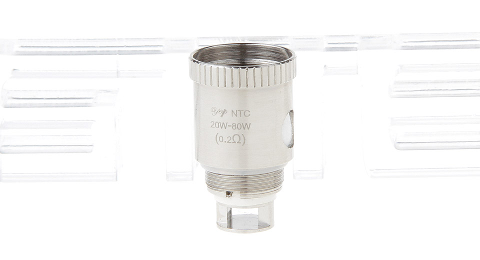 Image of Authentic YEP Cyclone Tank NTC Clearomizer Replacement Coil Head