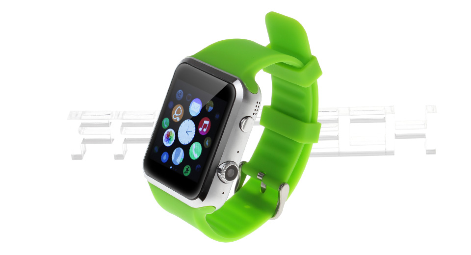 A9S 1.54 LCD Touch Screen GSM Smart Watch Phone w/ Camera